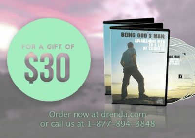 Being God's Man – Drenda show _ Product TV Commercial spot ~ Christian Video Marketing Production Columbus Ohio